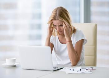 Brisbane Business Woman Suffering From Stress