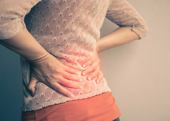 Brisbane Woman With Back Pain