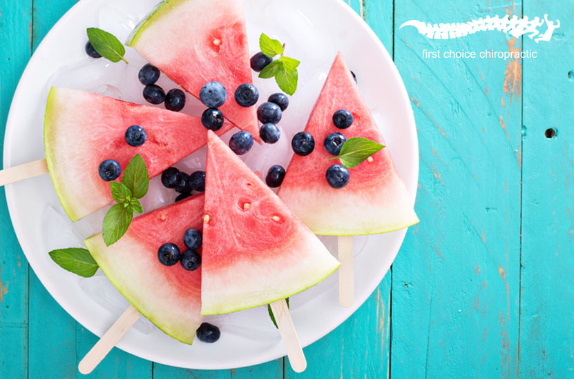 First Choice Chiropractic A Chiropractor's Suggestion For Healthy Snack Foods For Children