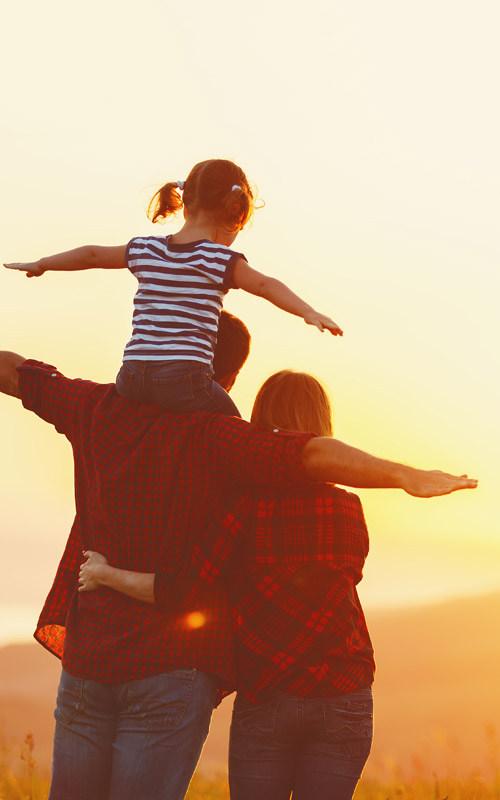 Chiropractor North Brisbane Happy Family