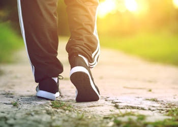 Stafford Chiropractor Dos Donts Gentle Walking Exercise