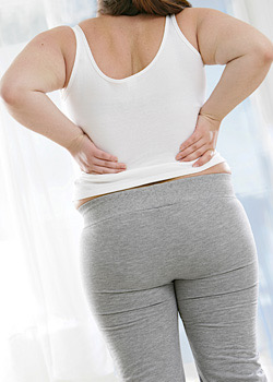 Stafford Chiropractor Dos Donts Overweight Pains